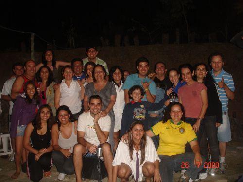 1º Churras Família Borges & Barbosa